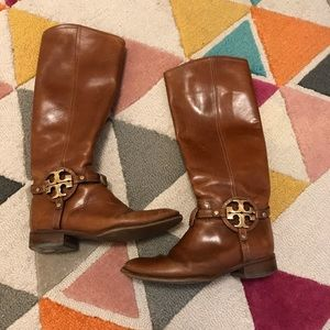 Tory Burch tall boots